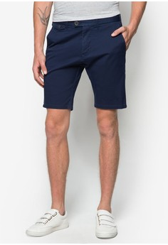 Quần Shorts Bermuda Cotton